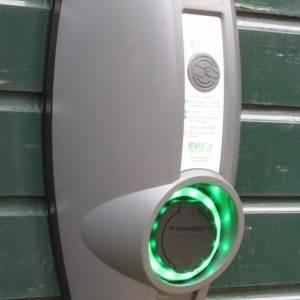Laadpunten elektrische auto's
