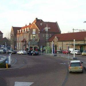 Herinrichting voormalige rijwielstalling centraal station Deventer