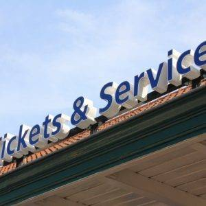 Tickets & Service station deventer