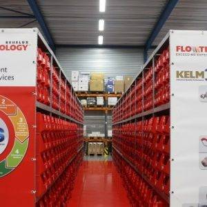 Ledverlichting Flowtechnology Benelux