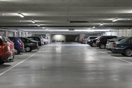 Ledverlichting parkeergarage Disselhof te Apeldoorn • Pactum ...