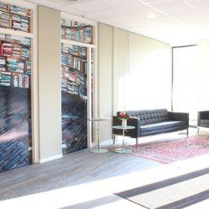 Renovatie kantoren Sallcon / Deventer werktalent