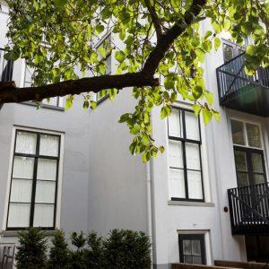 Renovatie rijksmonument Polstraat 14  ( 10 appartementen )