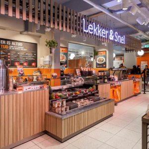 Ombouw EMTE Supermarkten naar Coop Supermarkten