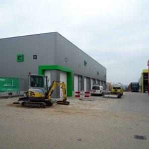 Circulaire bouw Nexteria Deventer